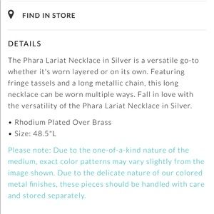 Kendra Scott Jewelry - Kendra Scott necklace. Never worn